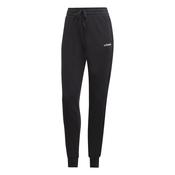 adidas W E PLN PANT, ženske hlače, crna