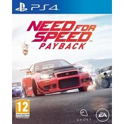 EA igra Need For Speed Payback (PS4)
