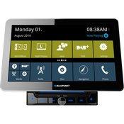Blaupunkt Blaupunkt Rome 990 DAB TRUCK CAMPER Dvojni DIN multimedijski predvajalnik DAB + Radijski sprejemnik, Bluetooth® komplet za p