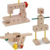 Matador Komplet lesenih konstrukcij Ki 2 od 3 let naprej-1 k.