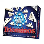 Kupi Triominos Excel Game (20 Extra Pieces) (ENG)