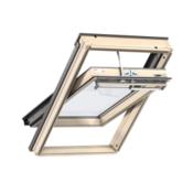 VELUX Strešno okno GGL 3050 dim 78x118 cm, leseno