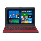 ASUS notebook ASUS X541NA-GO134, RED