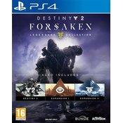 Destiny 2 Forsaken: Legendary Collection PS4 Preorder
