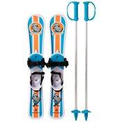 Tecnopro LITTLE WARRIOR, djecje skije, bijela