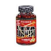 WEIDER kapsule beta alanina Beta-Alanine, 120 kapsula
