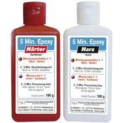 EPO5.S200 5-minuta epoksid smola 200 g