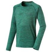 Pro Touch RYLUNGI II JRS, decja majica dug rukav za trcanje, zelena