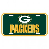 Green Bay Packers auto tablica