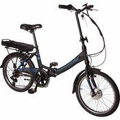 LEGNANO sklopivi elektricni bicikl Lybra L286, crni