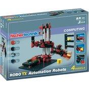 fischertechnik Komplet Fischertechnik Robo TXAutomation Robots 511933, od10. leta starosti naprej