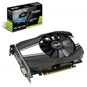 ASUS GeForce GTX 1660 Ti Phoenix 6G, 6144 MB GDDR6 90YV0CT1-M0NA00