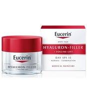 Eucerin Hyaluron-Filler + Volume-Lift Dnevna krema za normalnu i mešovitu kožu SPF15