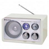 ROADSTAR radio sa drvenim kućištem RSHRA1200WH