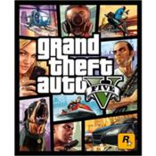 ROCKSTAR GAMES igra GTA V (PS3)