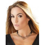 Cottelli Collection Necklace With Ring - Lancic s ringom