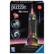 Ravensburger 3D puzzle (slagalice) - Empire State Building RA12566