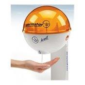 Brezkontaktni dezinfekcijski brizgalnik Germstar G1 oranžen