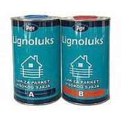 Lak za parket dvokomponentni 5L+5L Lignolux Duga