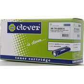 CLOVER toner ČRN ZA BROTHER fax-8070,MFC9030,9070 TN8000