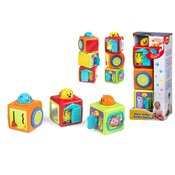 Stack and play activity blocks