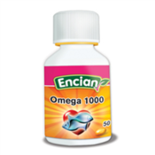 ENCIAN kapsule OMEGA 1000 50KOM