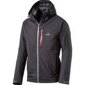 McKinley Avoca 3:1 Ux, pohodniška jakna, črna