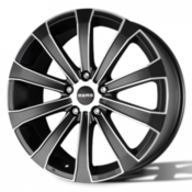 FELNA ALU 17X8.0 5/120 ET35 79.6 MOMO EUROPE MATT CARBON-POLISHED