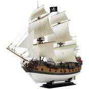 Revell Revell 05605 gusarski brod zasastavljanje