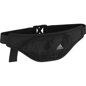 adidas RUN WAIST BAG, torbica, crna