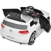 vidaXL Autic  VW Golf GTI 7 Bijeli 12 V s Daljinskim Upravljacem