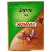 Zacin safran 0,12g kotany