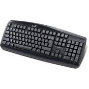 Genius KB-110X PS2 US crna tastatura