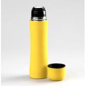 Colorissimo Termovka colorissimo s pokrovom rumena HT01-YL
