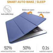 TECH-PROTECT - SMARTCASE for iPad Pro 10,5, Navy Blue
