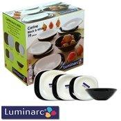 Set tanjira Carine B&W 19 delova – Luminarc