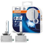 OSRAM Xenon žarnica D1S 35W Xenarc Cool Blue Intense-66140CBI DUO Pack