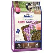 BOSCH hrana za starejše pse malih pasem Mini Senior (nova receptura), 2.5kg