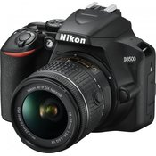 NIKON D-SLR fotoaparat D-3500 + objektiv AF-P 18-55VR, kit