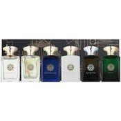 Amouage Mini Set Modern Collection darilni set parfumska voda Beloved + Epic + Memoir + Honour + Interlude + Fate (6x 7,5 ml ) za moške