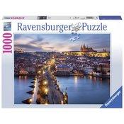 Ravensburger Praha v noci 1000 dílku