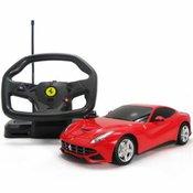 RASTAR RC automobil Ferrari F12 Berlinetta sa volanom 1:18 - crv 6580028