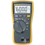 Fluke Kalib. ISO Rucni multimetar digitalni Fluke 114 ISO kalibriran CAT III 600 V broj mjesta za prikaz: 6000