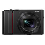 Panasonic digitalni fotoaparat Lumix TZ200, črn