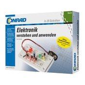 Conrad Components Osnovni komplet za ucenje elektronike Conrad 3964 iznad 14 godina