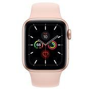 Apple Watch Series 5 Sport 40mm (GPS) Alluminium Case Zlatna Pink