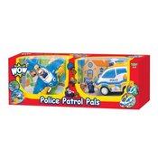 Wow igracka set 2u1 policija