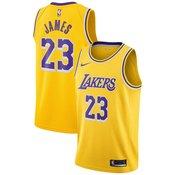 Dres Nike LeBron James Los Angeles Lakers Swingman Gold
