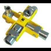 C.K. Kljuc za razvodni ormar C.K. T4451-2