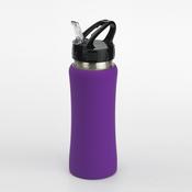 Colorissimo Steklenice za vodo colorissimo vijola HB01-PR
